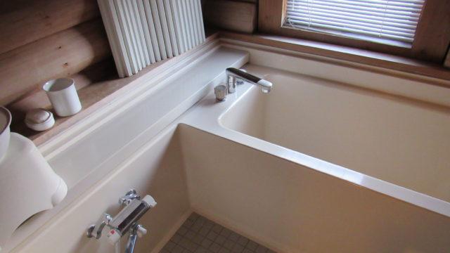 ロッジ内風呂